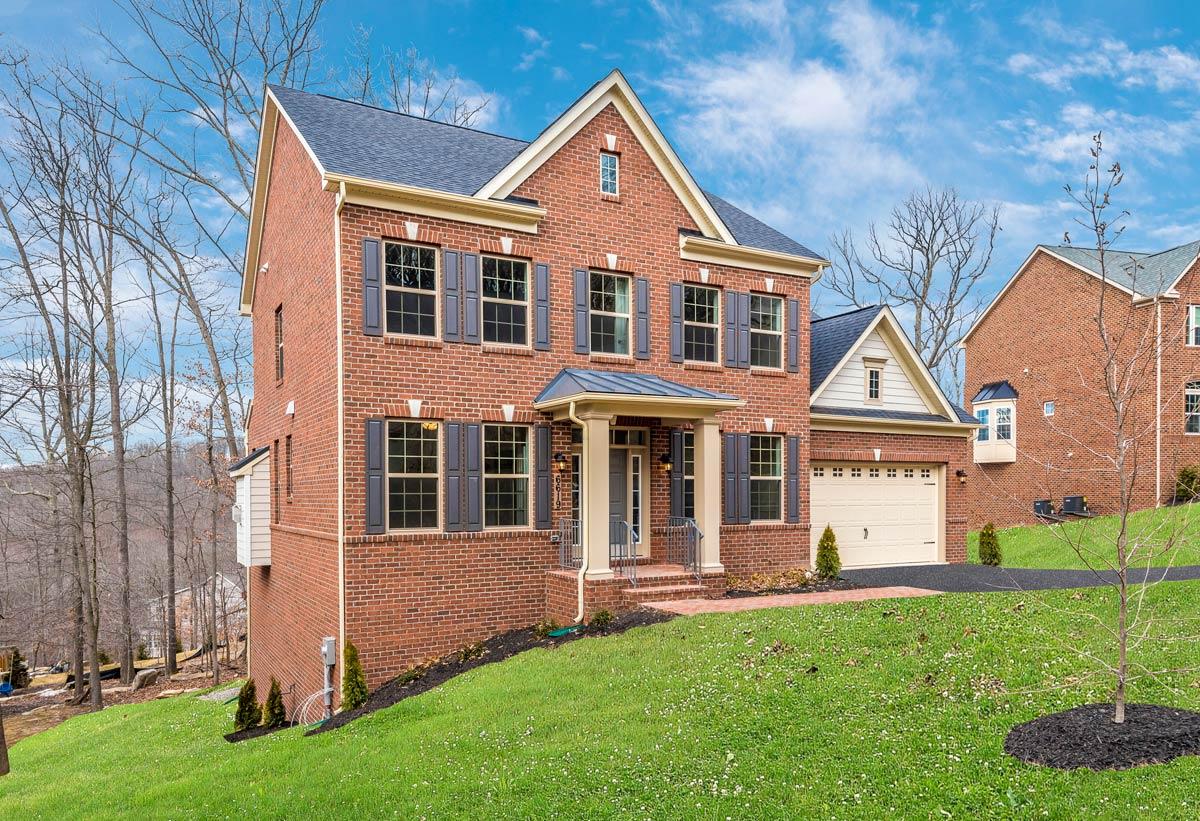 Ryan Legacy Builders new home